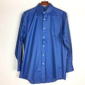 Joseph & Feiss Perfect Twill Button Down Shirt